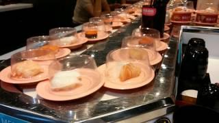 【肚餓勿看】爭鮮迴轉壽司轉轉轉-台南仁德家樂福店 Auto Sushi Express Taiwan