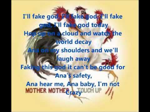 Mother Mother Oh Ana Lyrics