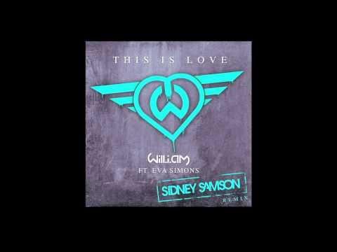 "will.i.am - ""This Is Love"" ft. Eva Simons (Sidney Samson Remix)"