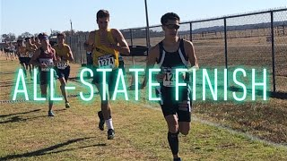 2019 LHSAA CROSS COUNTRY STATE MEET!!!  7th overall ALL STATE TEAM FINISH!!!!