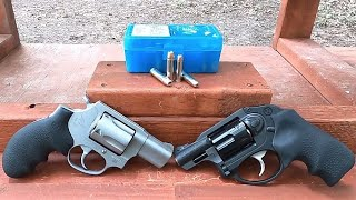 .32 H&R Mag VS .38 Special+P XTP Hand Loads