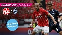 MagentaSport Klassiker | 1. FC Kaiserslautern - SV Waldhof Mannheim I Saison 2019/20