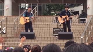 【高校生】栄光の架橋/ゆず 弾き語りcover 文化祭