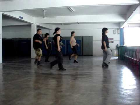 Nkalakatha (Line Dance)
