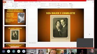 """Conversatorio  """"¿Quién era von Bauer? """""""