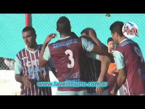 Federal A 2016 - Unión Aconquija vs Concepción FC (Octavo de Final - resumen)