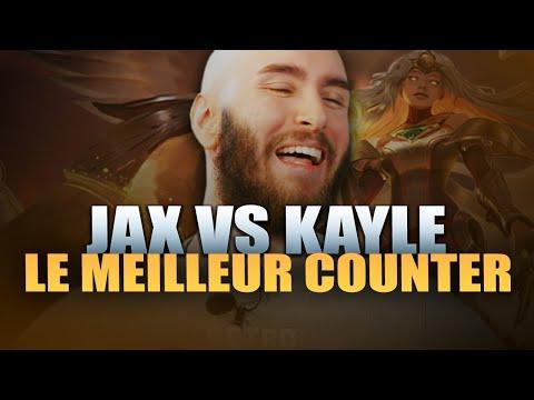 Vidéo d'Alderiate : [FR] ALDERIATE - JAX VS KAYLE - PRÉSAISON 11 - DÉDICACE AUX MAINS KAYLE