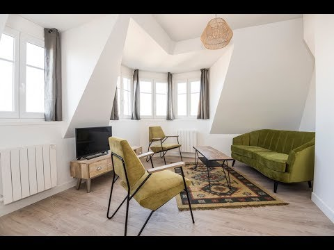 (Ref: 07087) 2-Bedroom furnished apartment for rent on rue de Belgrade (Paris 7th)