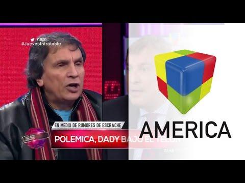 Paulo Vilouta se cruzó muy fuerte con un sindicalista
