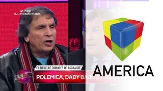 La durísima discusión de Paulo Vilouta y un sindicalista en Intratables