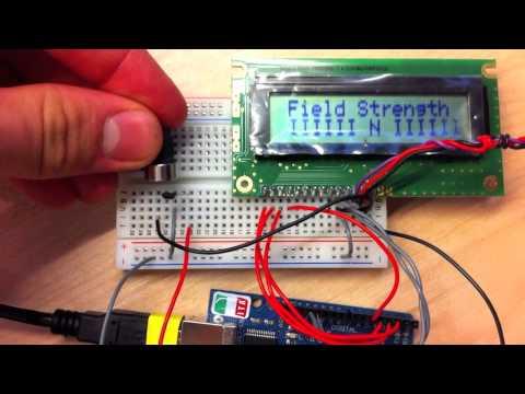 Simple Magnetic Field Detector Ufo Detector Doovi