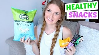 Healthier Junk Food Treats & Snacks | Guilt Free