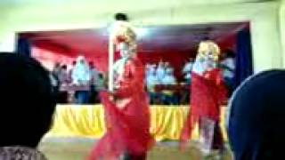 Dance Performance of SMAN 1 Batusangkar