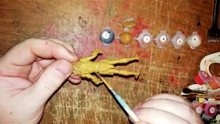 Миниатюра Хищника   Predator miniature