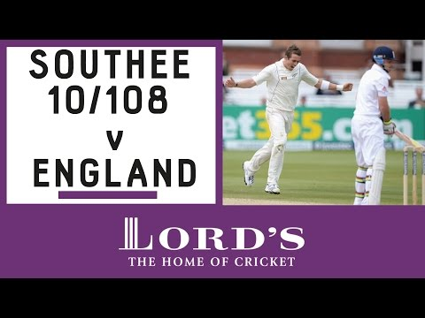 Tim Southee - A Truly Magical Display | Honours Board Legends