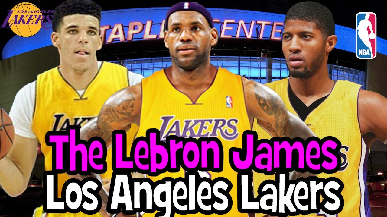 a4cfc7dc112 LEBRON JAMES SIGNING WITH THE LOS ANGELES LAKERS! 2018 NBA OFF SEASON! NBA  2K17 REBUILD CHALLENGE!