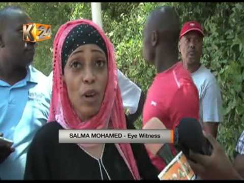 Police thwart terror attack at Mombasa Police Station