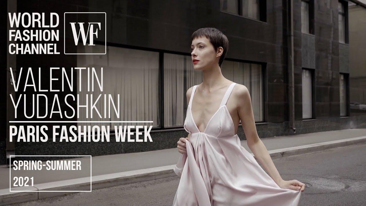 Valentin Yudashkin spring-summer 2021 | Paris Fashion Week