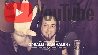 "TNT's singer, Baol Bardot Bulsara's acoustic rendition of Van Halen's ""Dreams"""