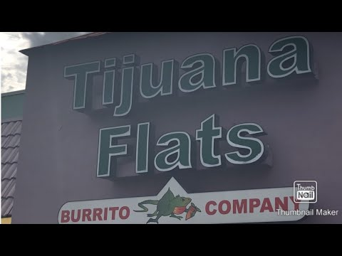 MUKBANG/Review|Tijuana Flats|Largo, FL