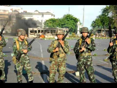 Welcome to Bangkok protest tour!