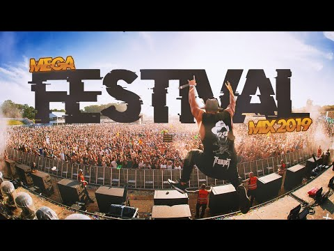 MEGA FESTIVAL MIX 2019 -  Best of EDM Party Electro House Music