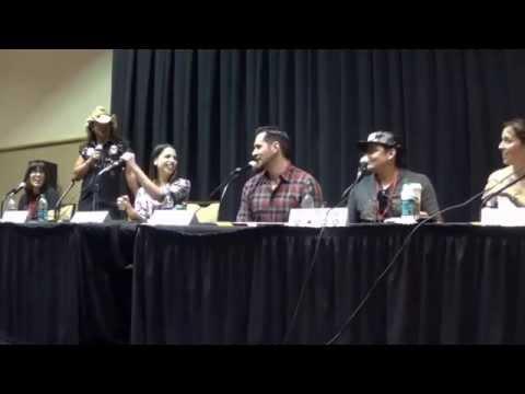 Voice Actors Unplugged Saturday Panel @ Metrocon 2015