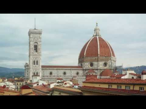 Brunelleschi, Dome of the Cathedral of Florence.
