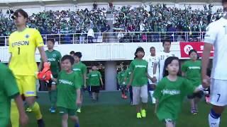 ハイライト:明治安田J2 第15節 2018.05.20 松本vs福岡
