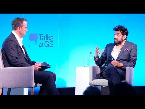 Dr. Siddhartha Mukherjee: Genetically Mapping the Future of Cancer