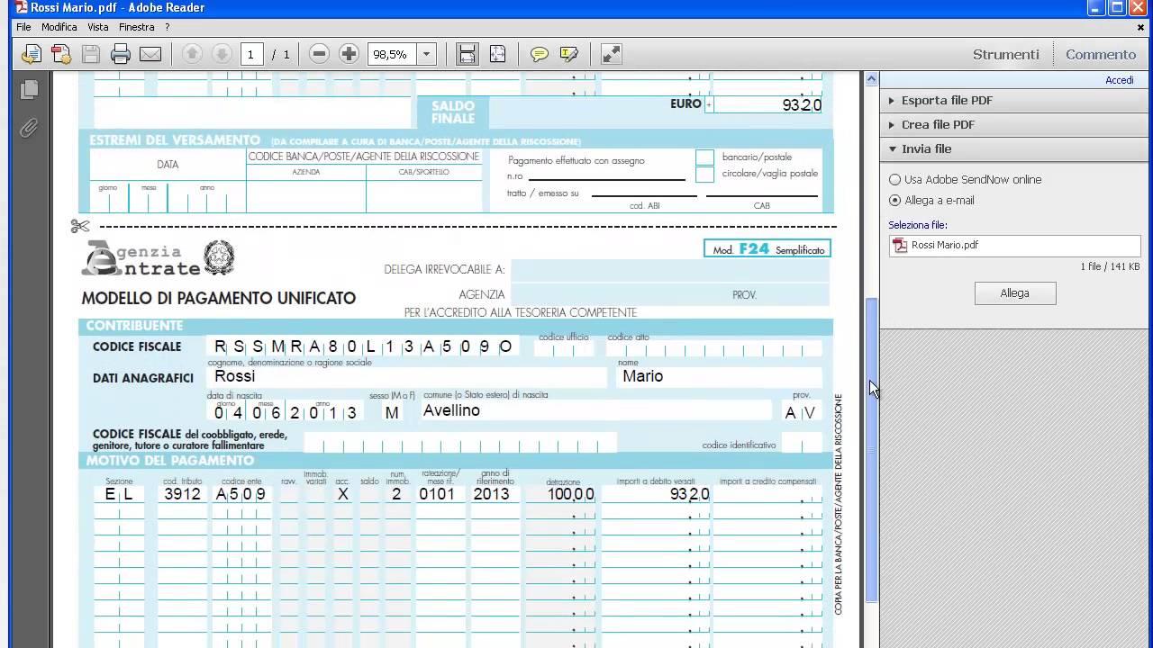 software per calcolo imu