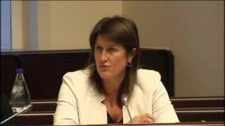 Audition de Jacqueline Galant en commission de l