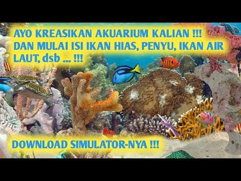 Ternak Ikan Hias || Fish Farm 3 3D !!!