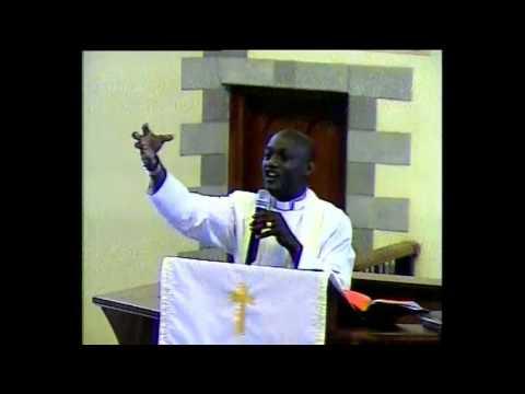 Sermon in Kikuyu by Ven Joseph Wanyoike,Provost Jan 22 2017