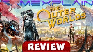 The Outer Worlds - REVIEW (Nintendo Switch) (Video Game Video Review)