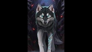 Anime wolves Burn the floor