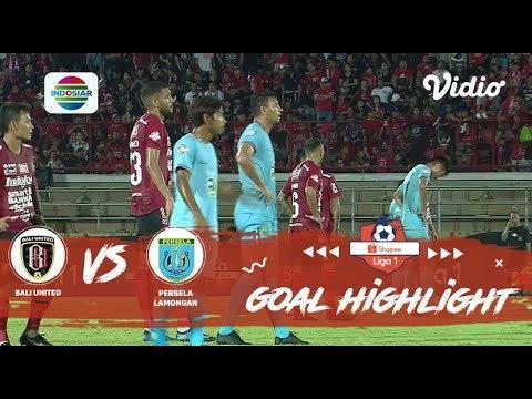Highlight Bali United vs Persela Lamongan | Serdadu Tridatu di Tahan Imbang Laskar Joko Tingkir