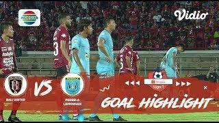 Bali United (1) vs (1) Persela Lamongan - Goals Highlights | Shopee Liga 1