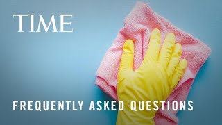 COVID-19: Experts Weigh In On Coronavirus And Surfaces | TIME