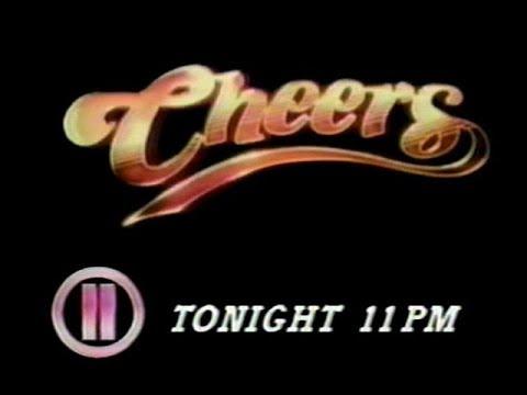 Cheers WPIX TV Show Promo (1990)