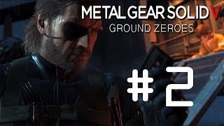 Metal Gear Solid V Ground Zeroes - Part 2 | I
