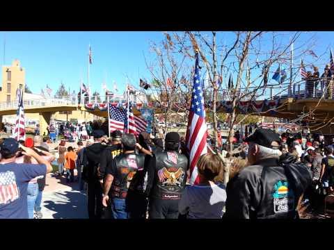 Pueblo Colorado veteran ceremony
