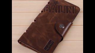 Итоги 2 х месячного использования портмоне кошелька Bailini с Aliexpress.  Обзор кошелька.