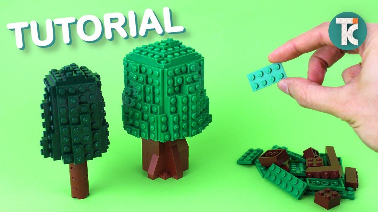 LEGO Trees (Tutorial)