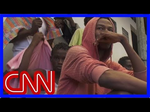 Libyan slave auctions caught on camera
