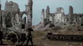 14.- IªGM. Primera Batalla de Ypres. Inicio guerra de trincheras. Llega la Navidad.