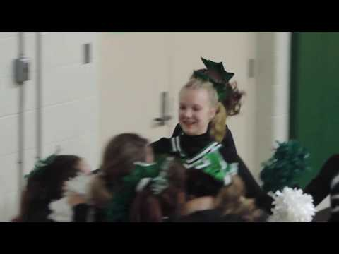 Colony Middle School Cheer 5242 10/26/2019