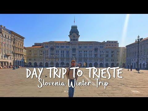 Day Trip to Trieste, ItalySlovenia Trip Day 7