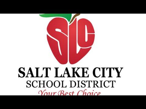 Salt Lake City School District Press Conference 7/30/2020
