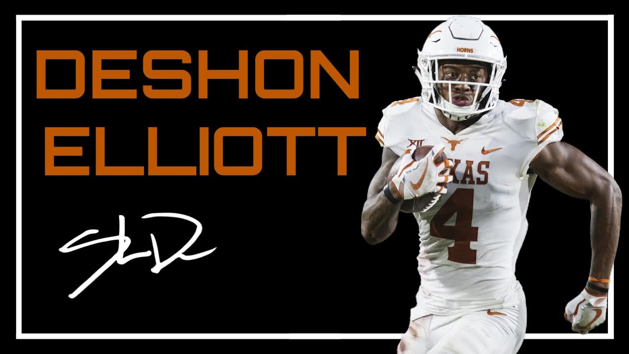 the best attitude fcb6a d29e2 DeShon Elliott || The Next Earl Thomas || Highlights